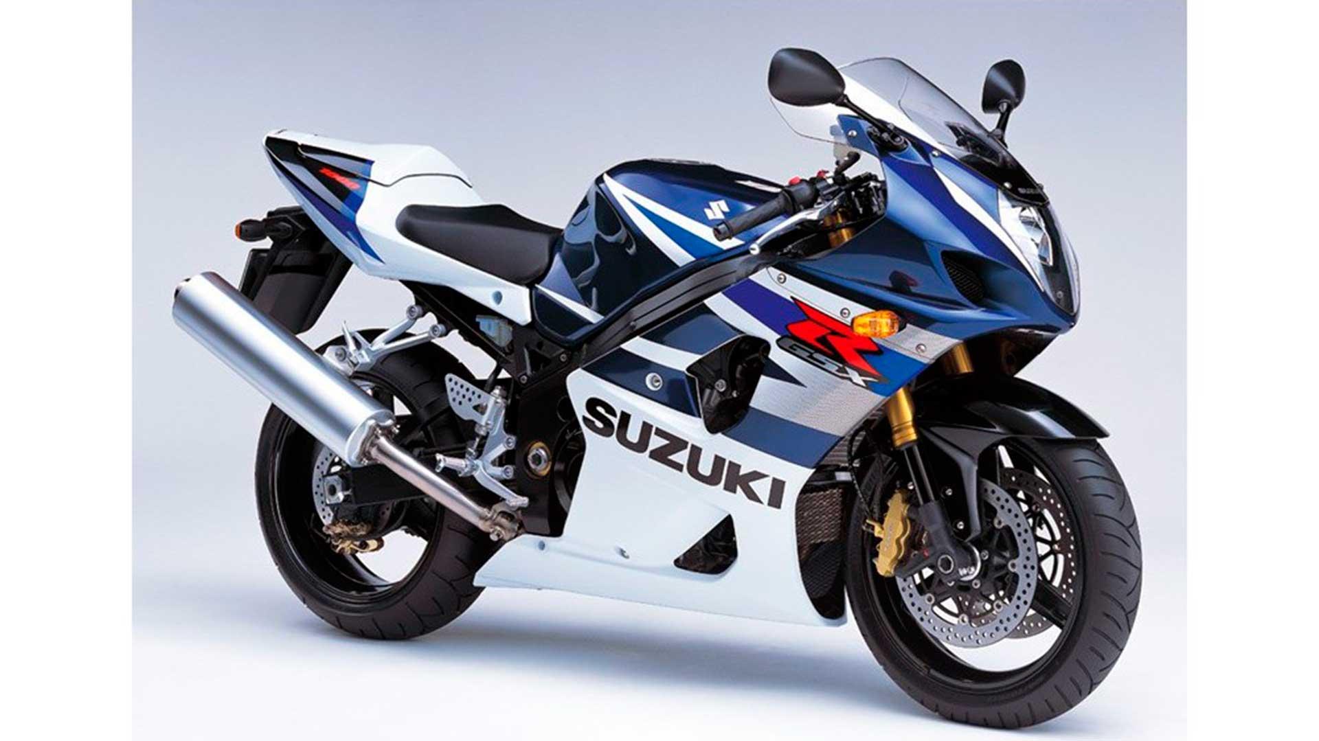 Suzuki GSX-R1000: uno de sus modelos más míticos cumple 20 años