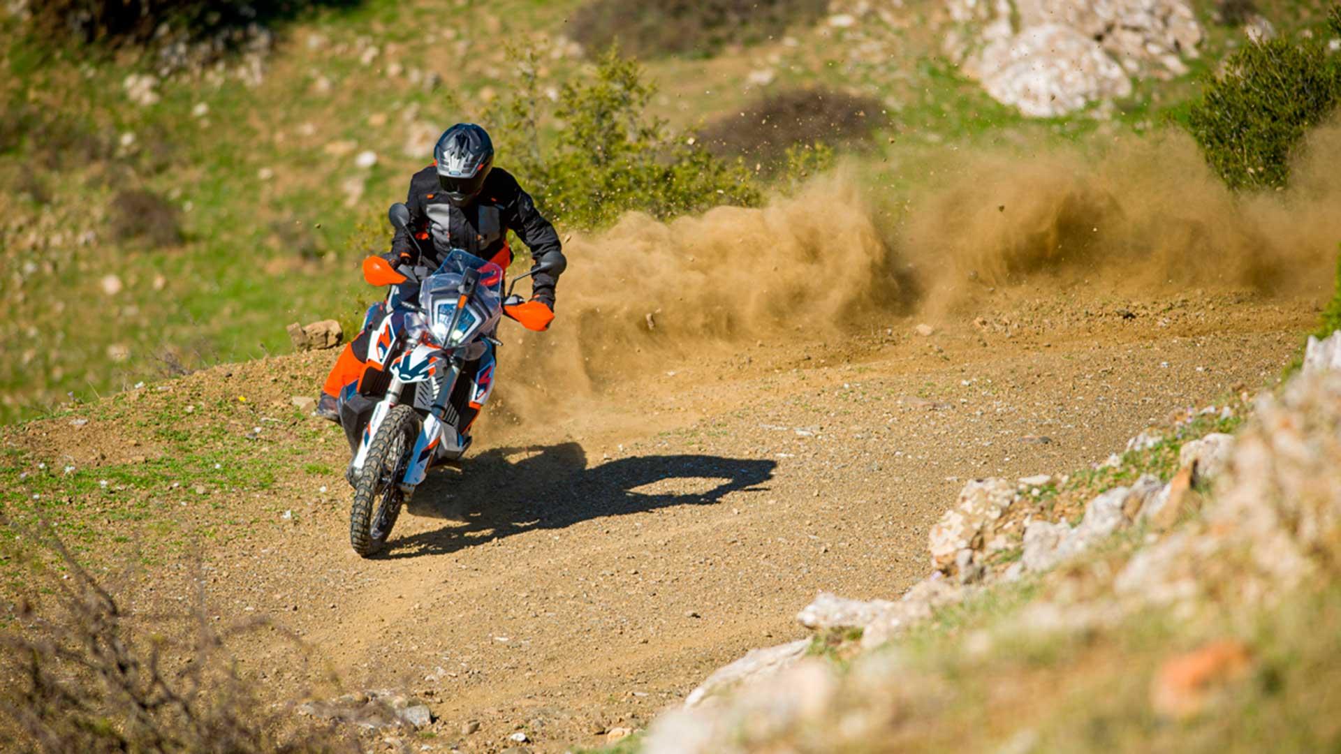 El European KTM Adventure Rally ya calienta motores en Grecia