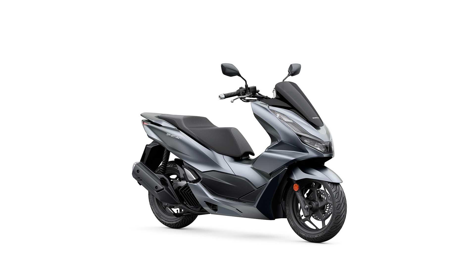 Honda PCX 125 2021: financiación sin entrada