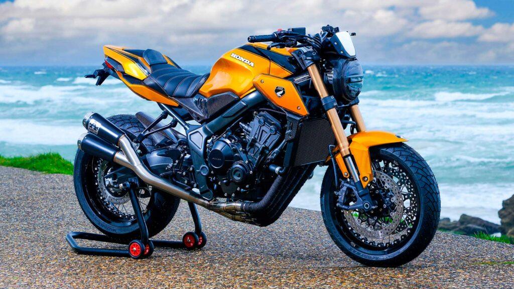 336880 CB650R KarbOne EDITION by AZ Moto France