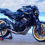 HONDA CB650R BMX by Werther France