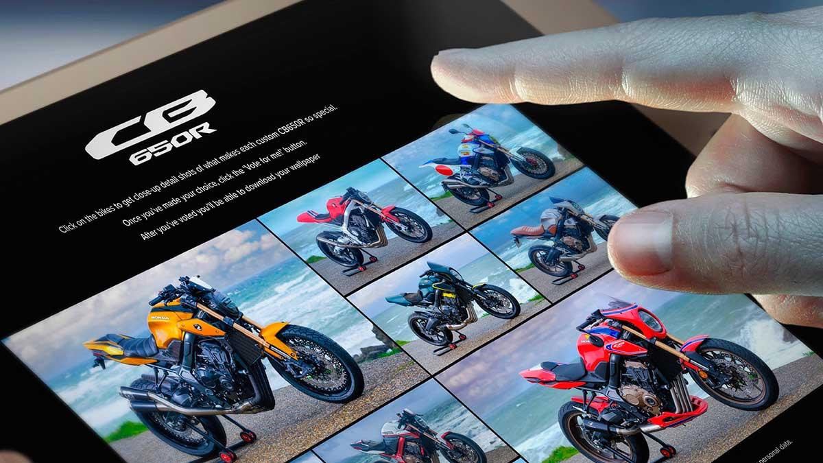Fotos: Homenaje a las 10 mejores preparaciones de la Honda CB650R