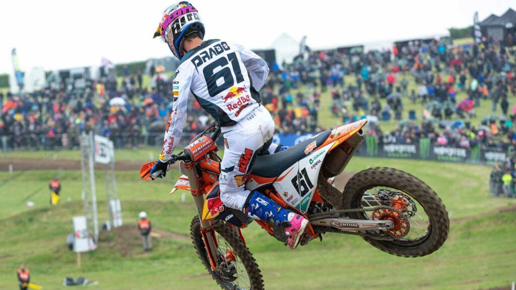 Jorge Prado vuelve a rozar el podio en Holanda