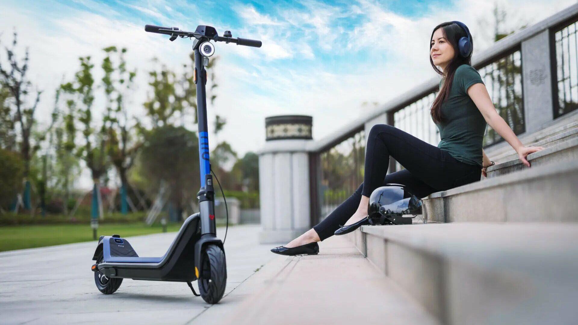 Nuevo NIU KQi3: así es el primer patinete eléctrico de la compañía china