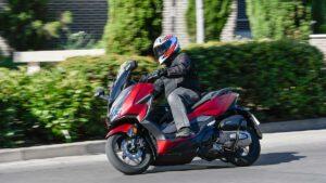 Fotos: Prueba Honda Forza 125