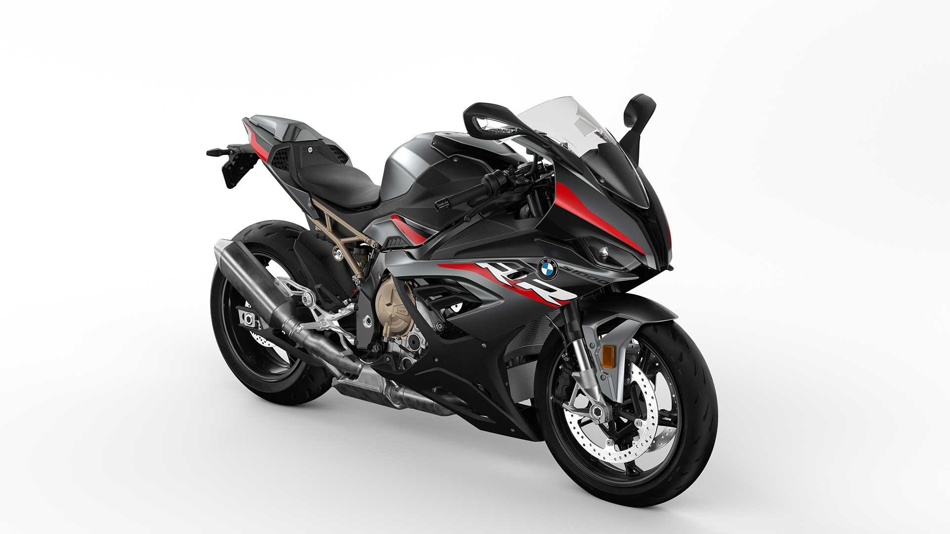 BMW Motorrad presenta sus novedades para los modelos 2022
