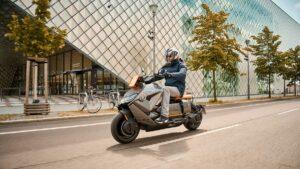 Fotos: BMW CE 04