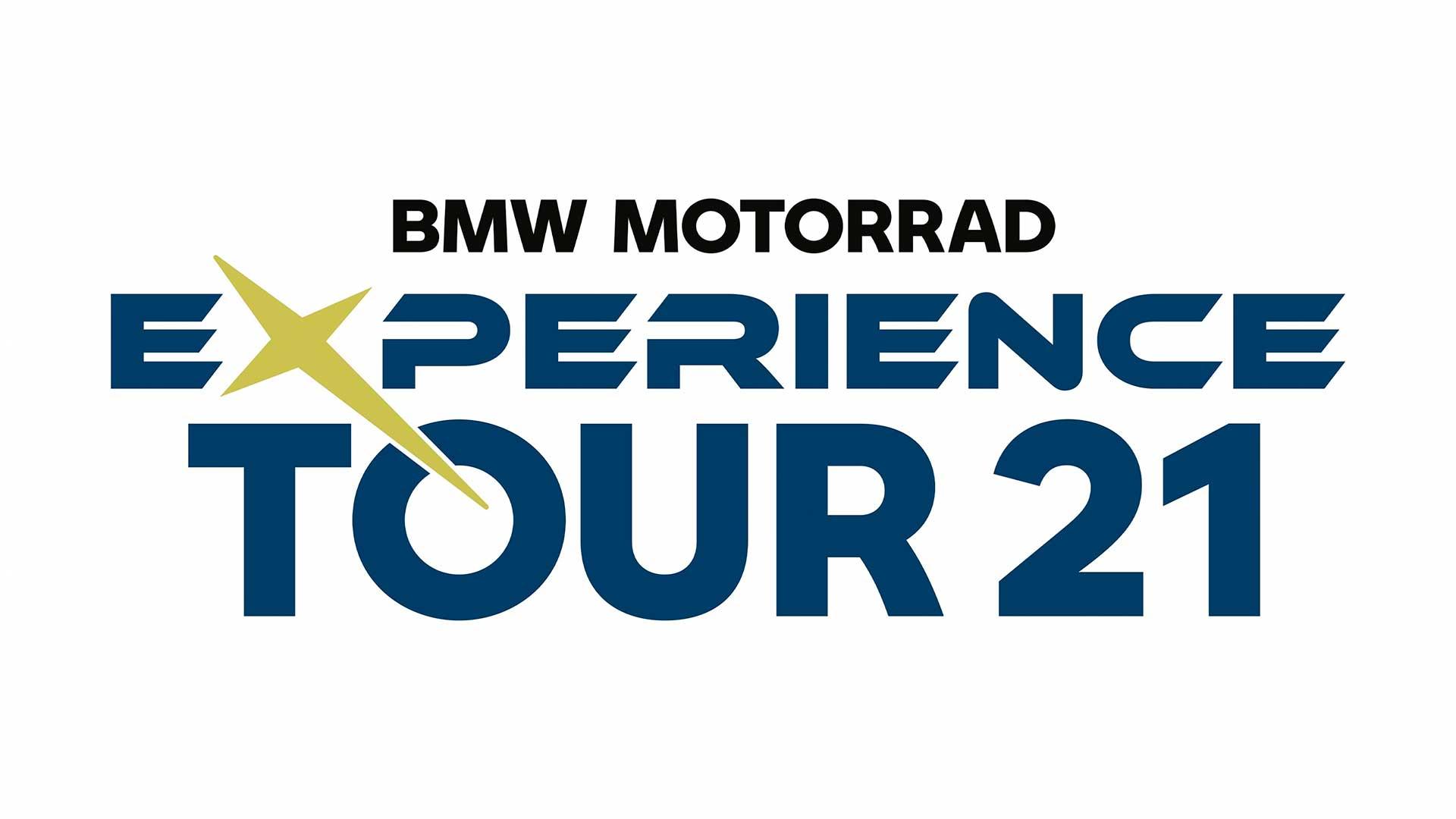 El BMW Motorrad Experience Tour 21 arrancará el próximo 11 de septiembre