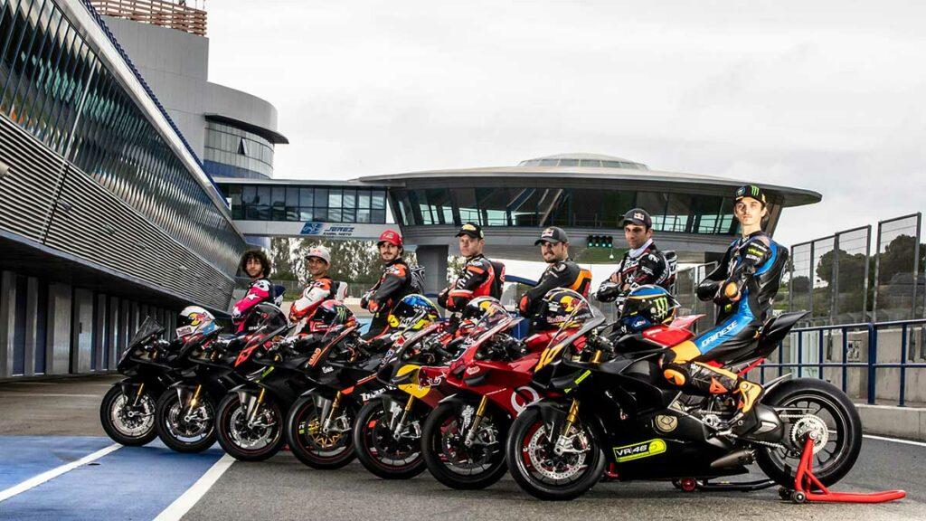 Accesorios Ducati Panigale V4