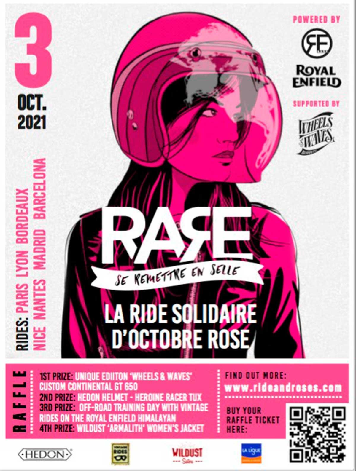 Quinta Edición del Ride and Roses Event