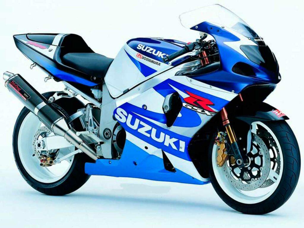 Suzuki GSXR1000 1