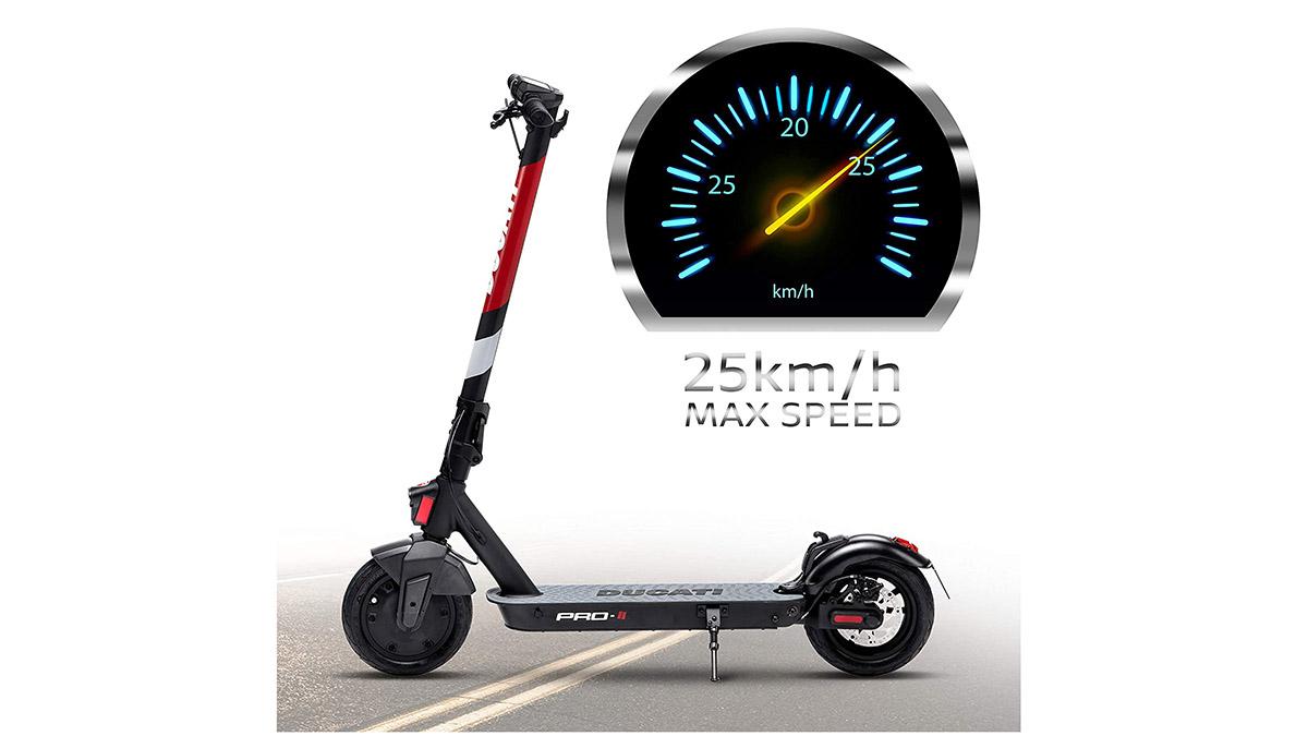 Los nuevos patinetes eléctricos de Ducati ya están aquí