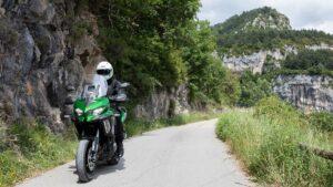 Fotos: Prueba Kawasaki Versys 1000 SE 2021