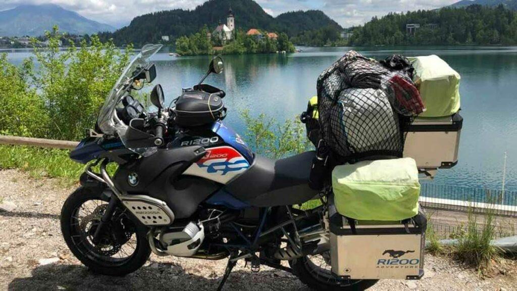 moto alberto en europa