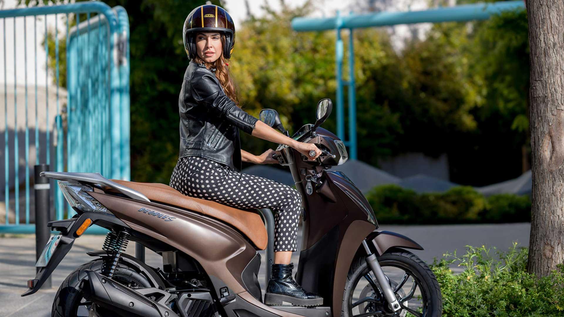 KYMCO amplía a tres años la garantía oficial de todos sus modelos