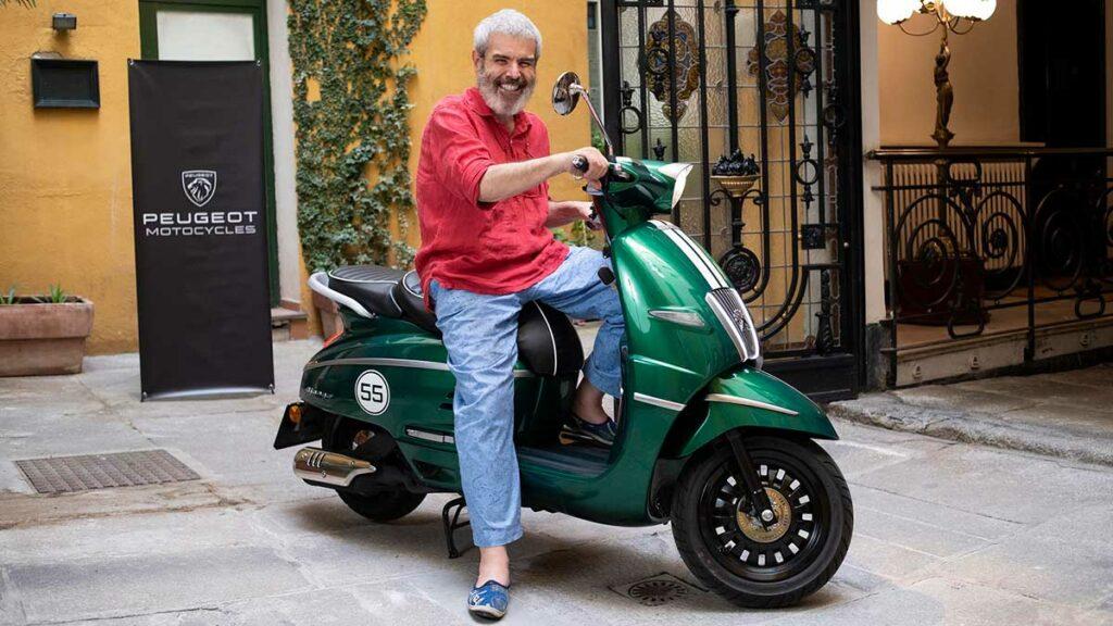 Peugeot Django Caprile