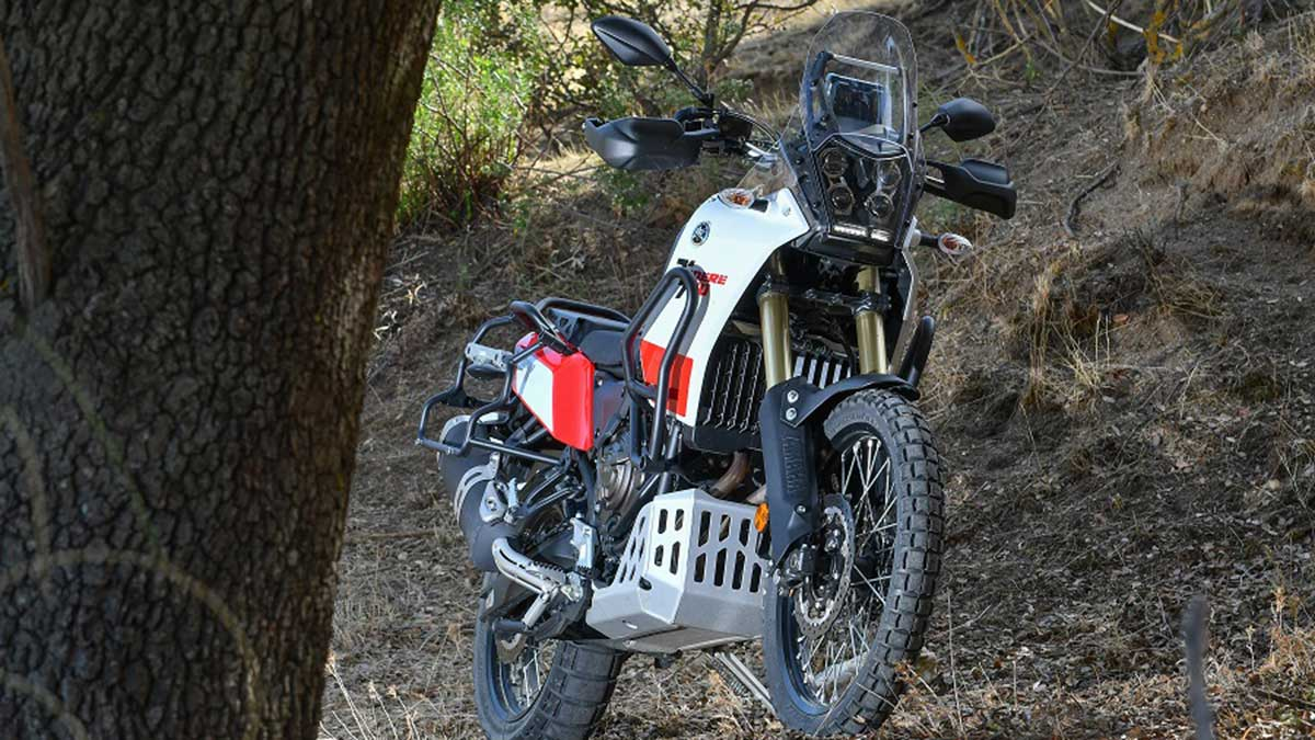 Acerbis pone a punto la Yamaha Ténéré 700