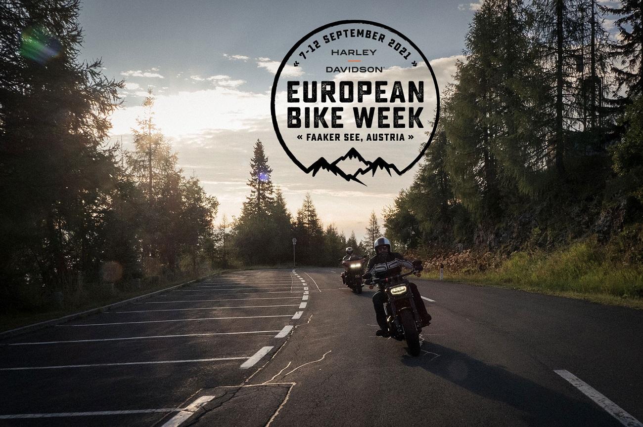 La European Bike Week de Harley Davidson se celebrará del 7 al 12 de septiembre