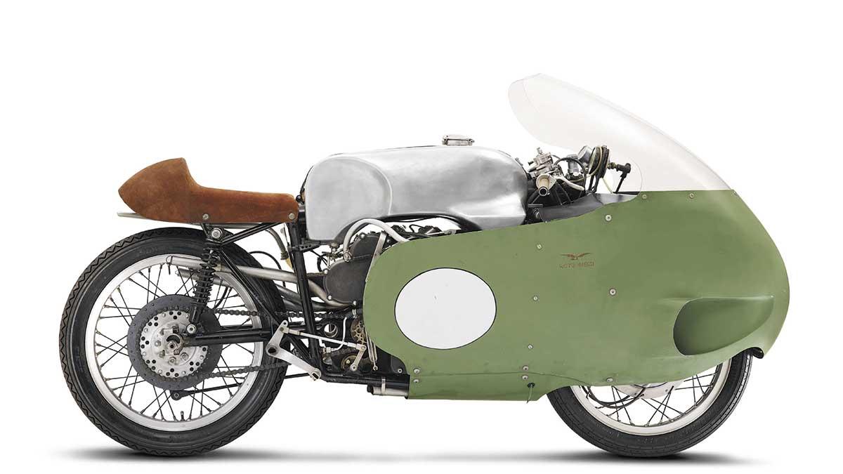 Moto Guzzi: Centenario por todo lo alto