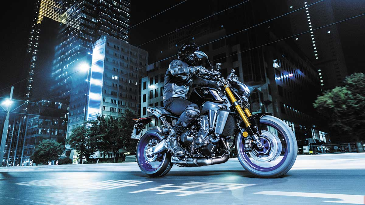 Yamaha Hypernaked