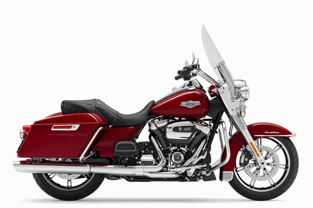 Harley Davidson Road King 1