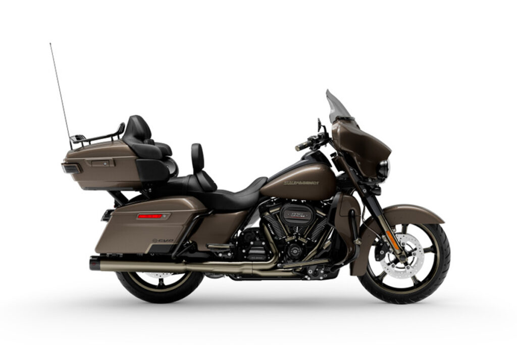 Harley CVO Limited