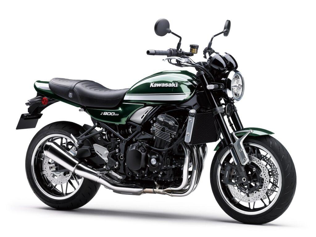 Kawasaki Z900RS 2022 4