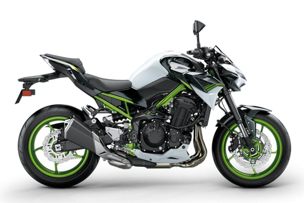 Kawasaki Z900 A2 2021