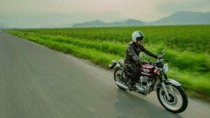 Fotos: Kawasaki W 800 2022