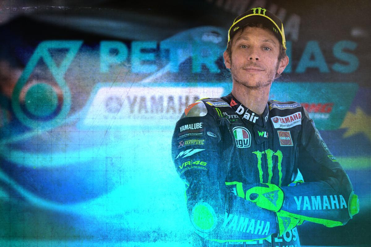 La retirada de Valentino Rossi y de todos los Campeones de MotoGP