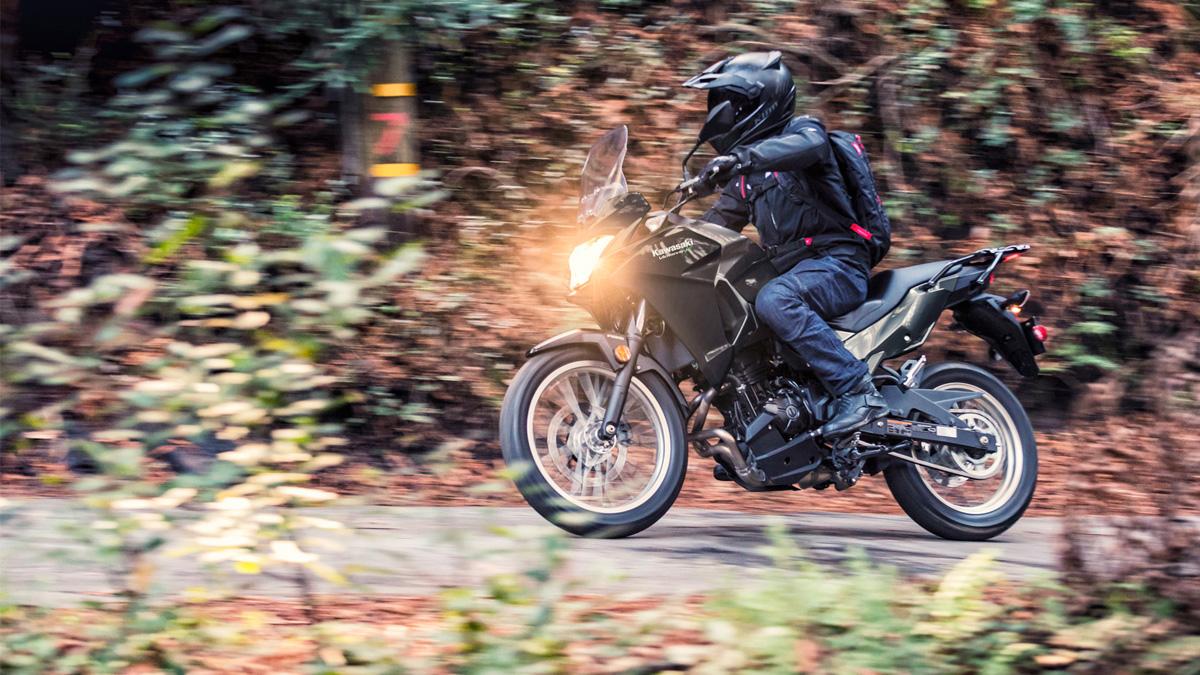 Motos trail A2 1 1