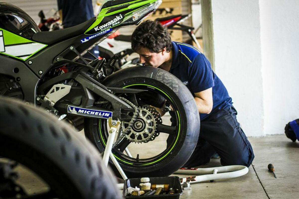 Mantenimiento moto