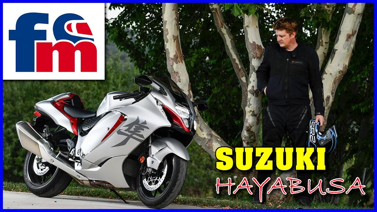(VÍDEO) Suzuki Hayabusa 1300: Rompe-radares