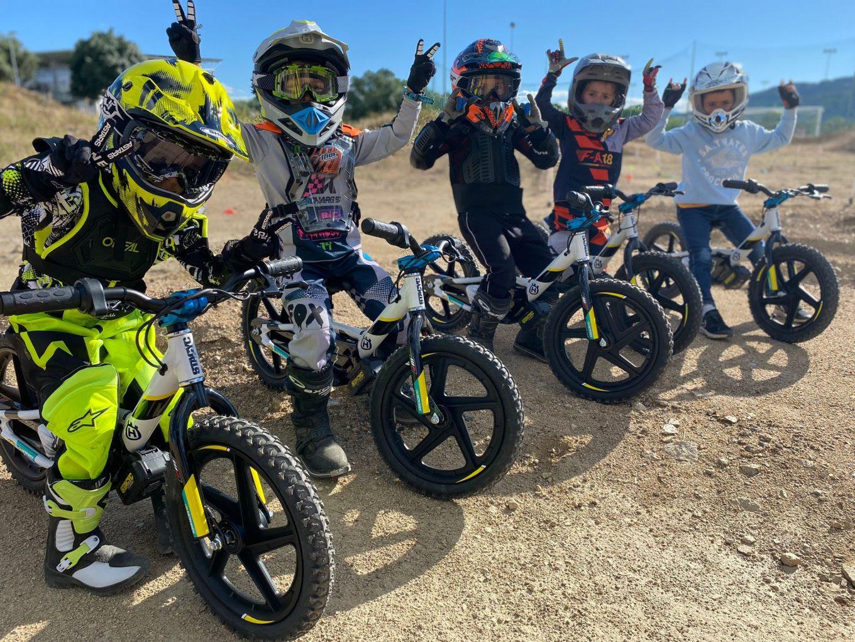 El Ayuntamiento de Moralzarzal impartirá clases de motocross a niños de a partir de 3 años