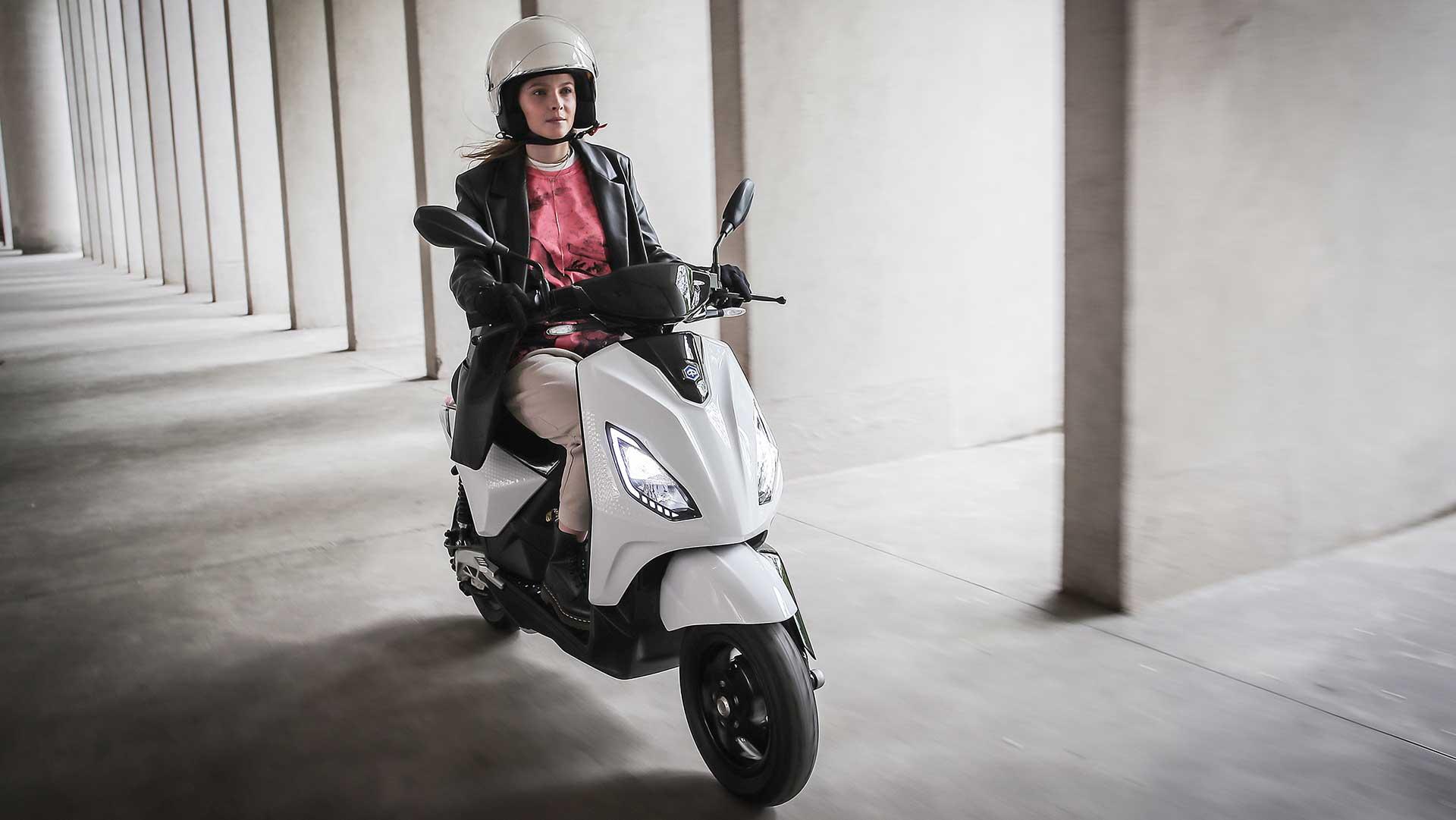 Piaggio 1: la nueva generación de scooters eléctricos para la ciudad