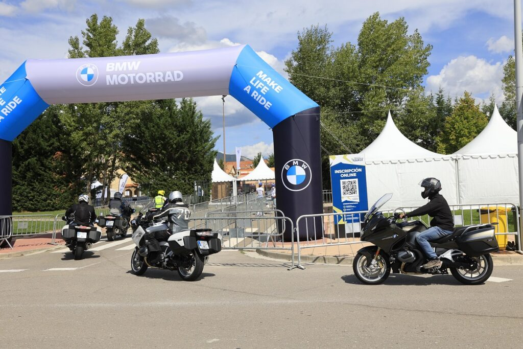 BMW Motorrad Experience Tour 21 8