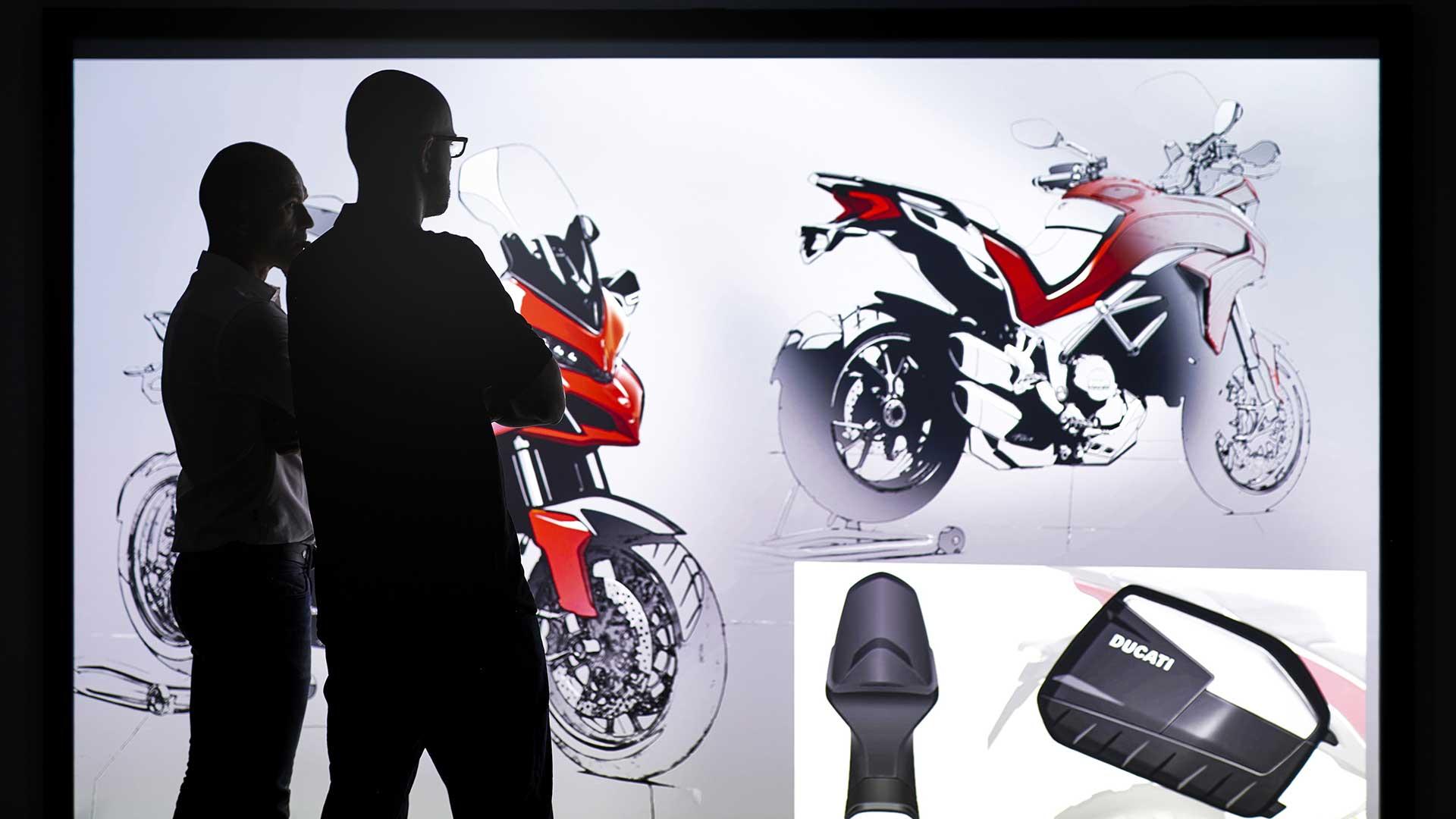 Ducati Performance: así nacen los accesorios de la firma italiana