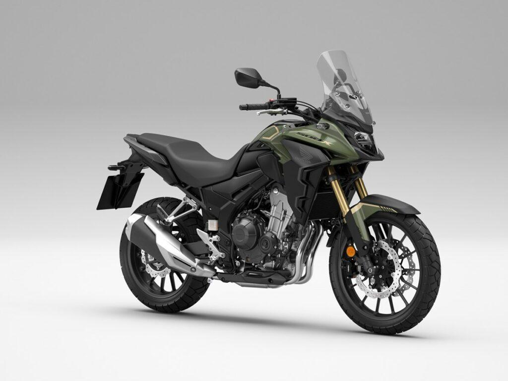 Honda CB550X 2022 1
