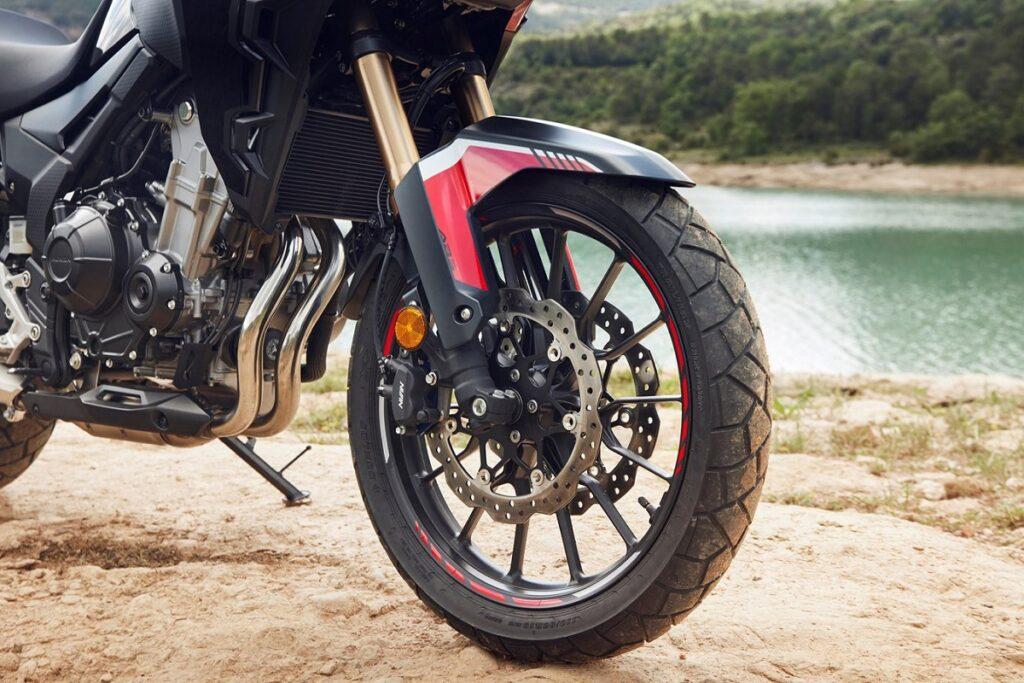 Honda CB550X 2022 4