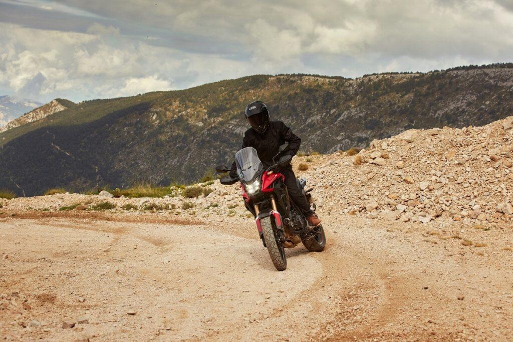 Honda CB550X 2022 6