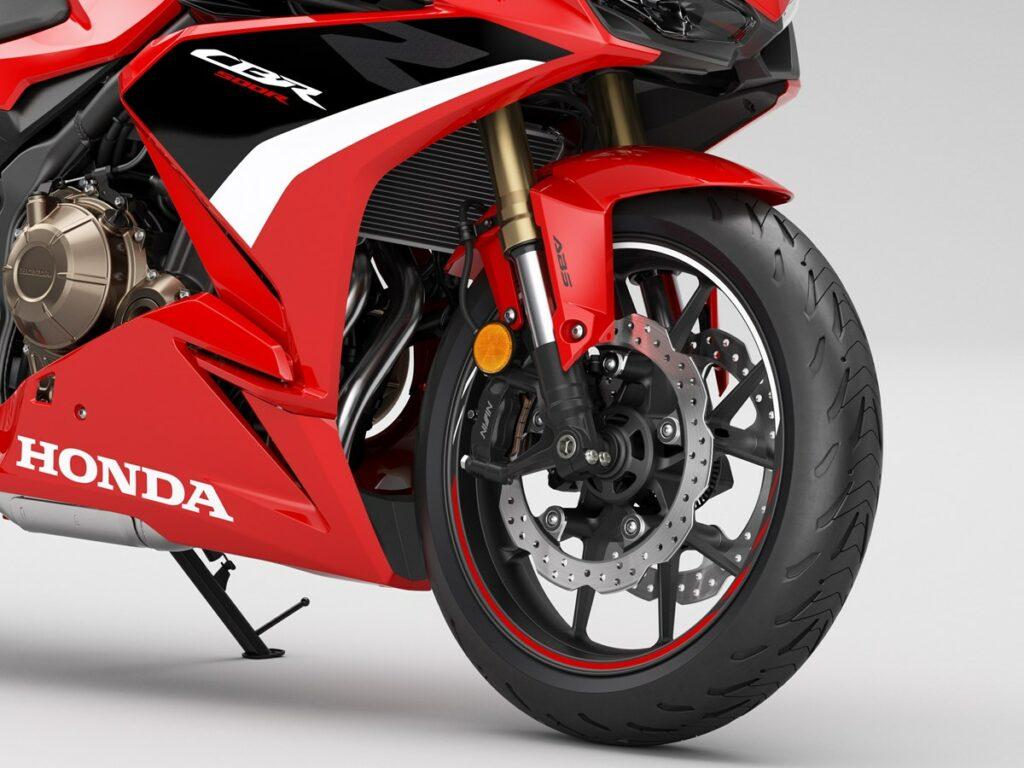Honda CBR500R 2022 3