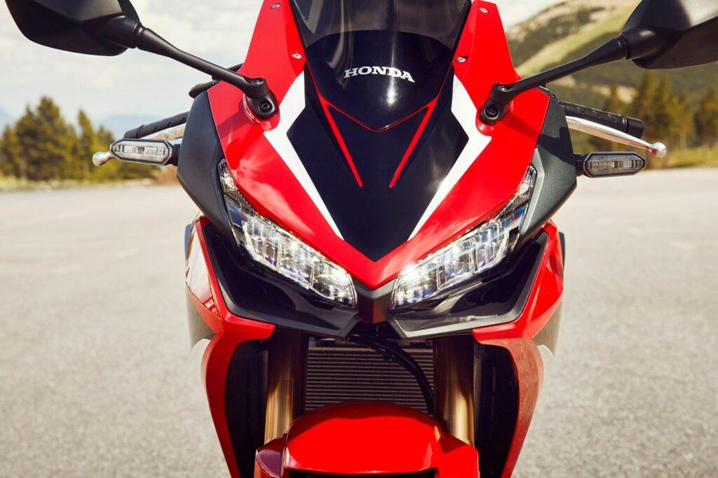 Honda CBR500R 2022 5