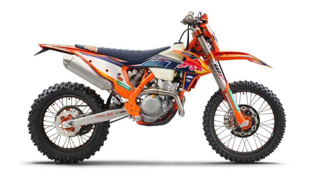 KTM 350 EXC FE 2022