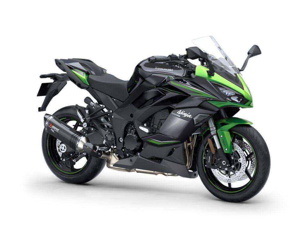 Kawasaki Ninja 1000 SX 2022 1