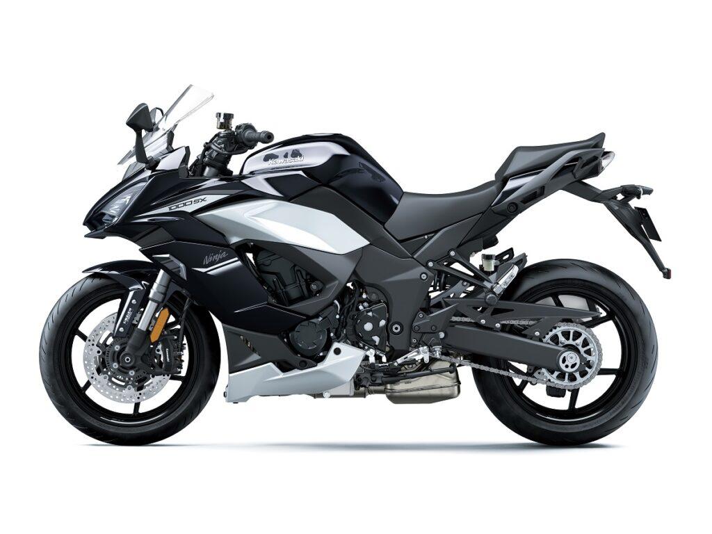 Kawasaki Ninja 1000 SX 2022 2