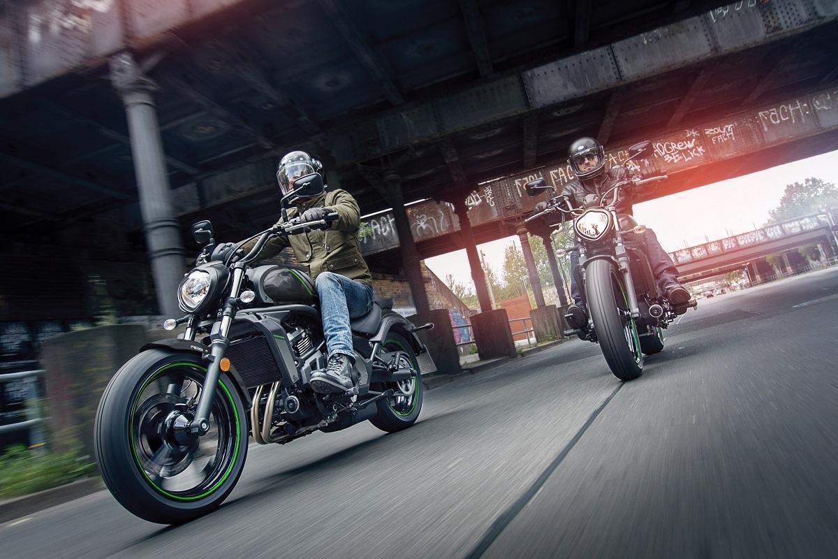 Kawasaki Vulcan S 2022: ¿con qué nuevo color te quedarías?