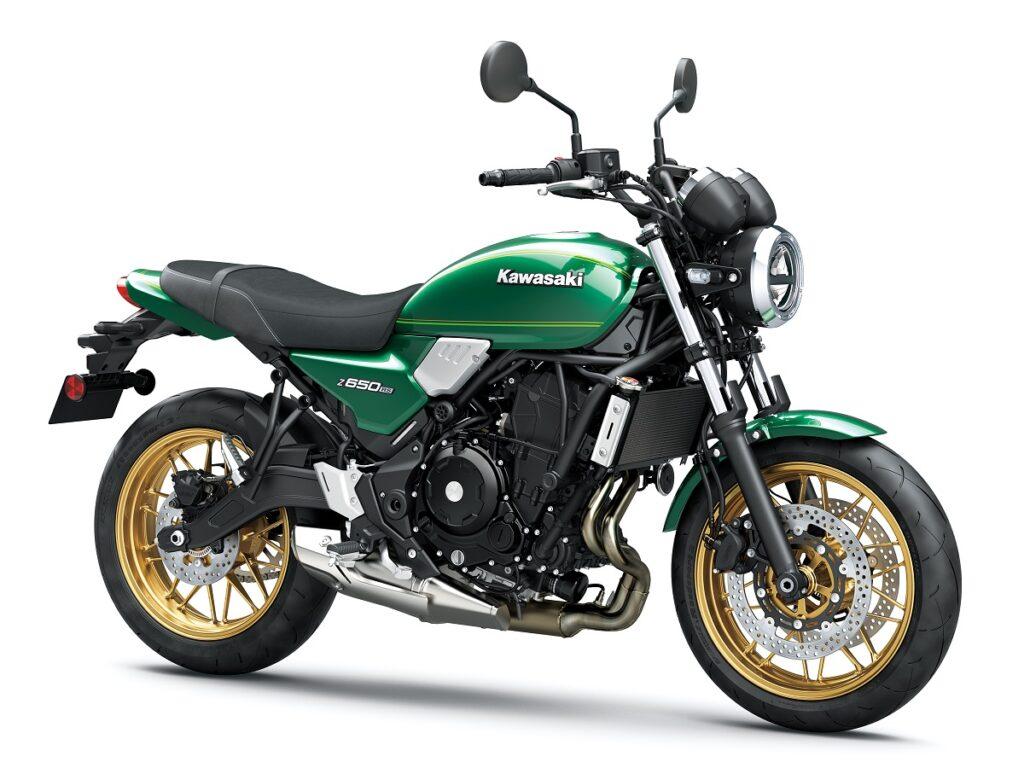 Kawasaki Z650RS 1