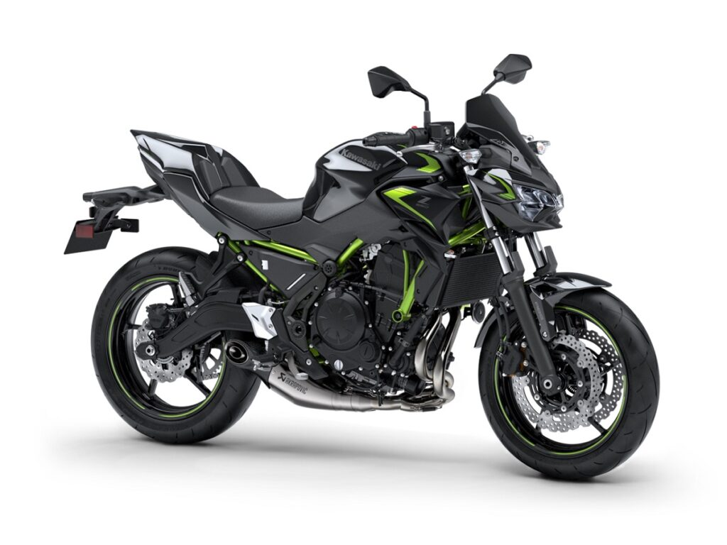 Kawasaki Z650 2022 1
