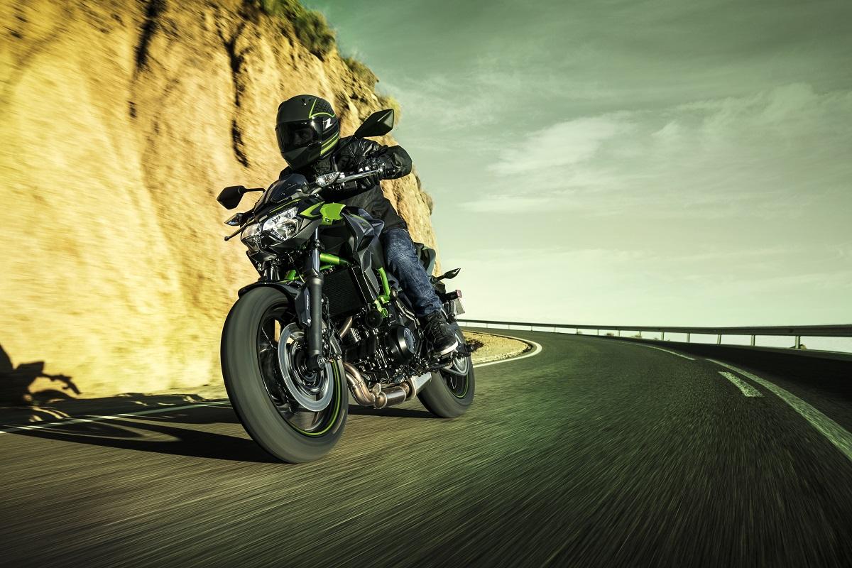 Kawasaki Z 650 2022: ¿con qué moto se sacó el carné Jonathan Rea?