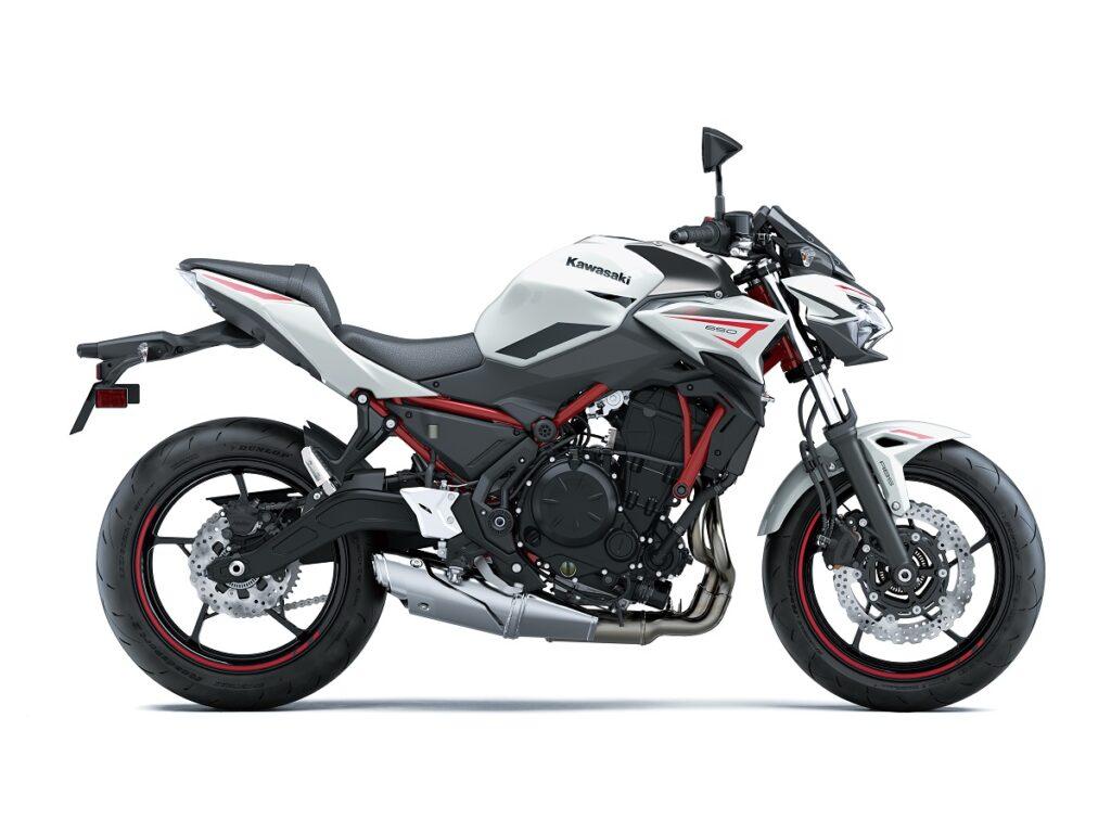 Kawasaki Z650 2022 3